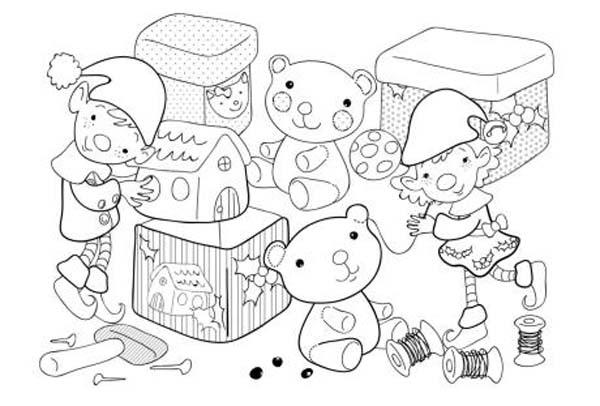 dibujos-navidenos-para-colorear